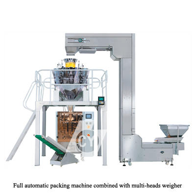 ChenYuan precise pouch packing machine online for counting-3