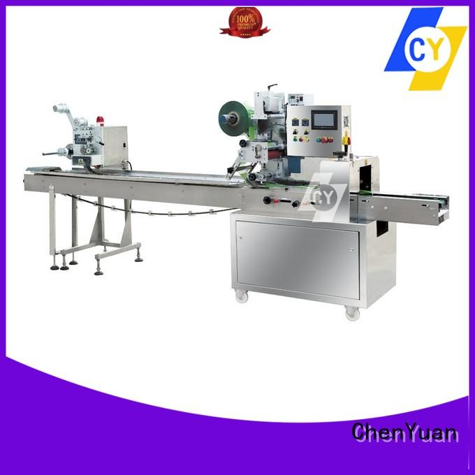 professional horizontal flow wrapper automatic manufacturer for gloves