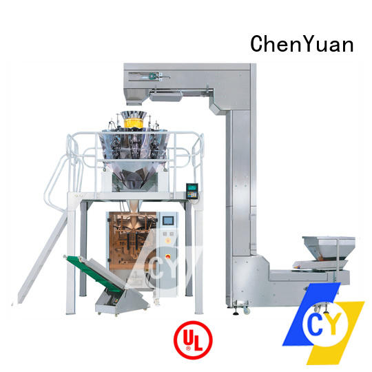 ChenYuan sealing vertical form fill seal online for cutting