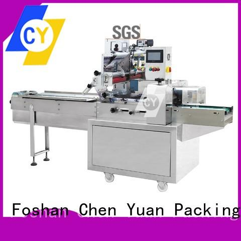 high quality chocolate bar packaging machine food series for gloves