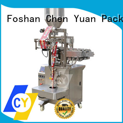 ChenYuan powdermilk vffs packaging on sale for counting